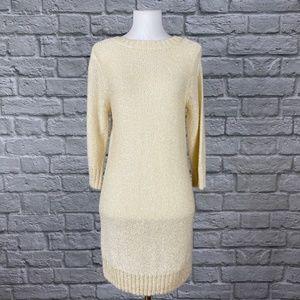 Club Monaco Aubrey Sweater Tunic Dress